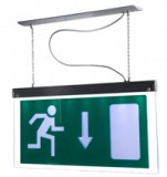 LED Blade Light Exit Sign (White)